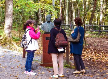軽井沢観光ガイドの会
