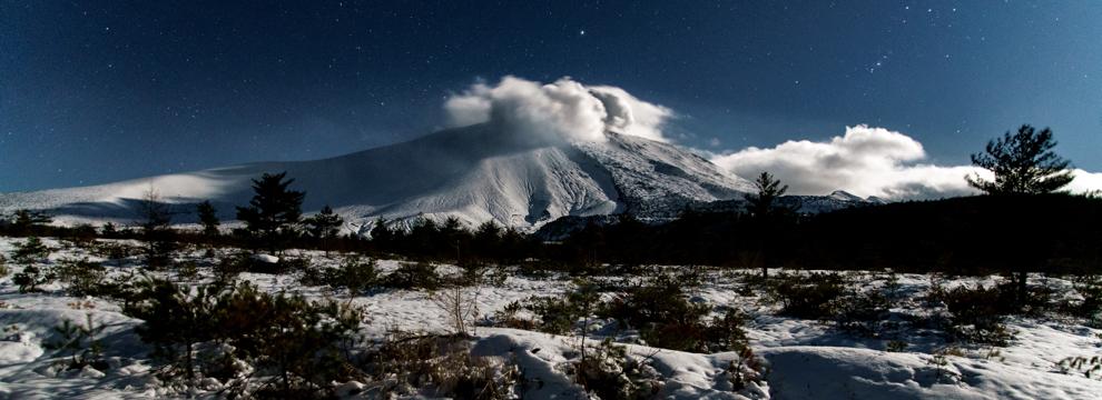 軽井沢の冬景色 4