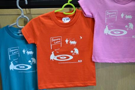 » 軽井沢国際カーリング選手権大会2015オリジナルTシャツ