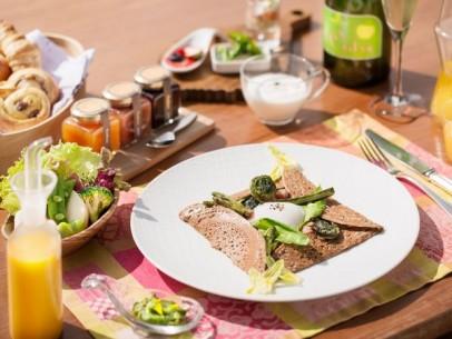 » フレンチブレックファスト/軽井沢ブレストンコート レストラン ノーワンズレシピ