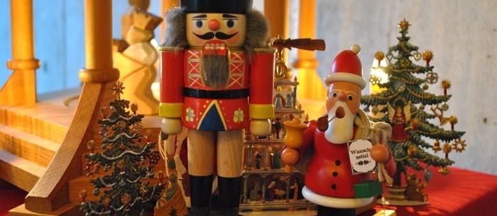 » クリスマスフェア開催中!/木のおもちゃのお店(エルツおもちゃ博物館・軽井沢)
