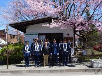 20170428sakura_kyukarulotary2