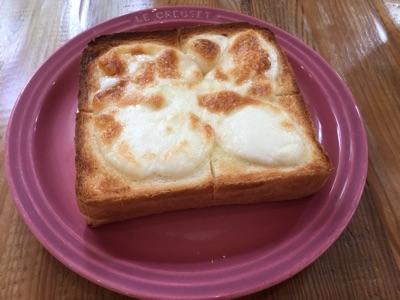 » 信州チーズトースト・WEB特集限定の割引特典あります!/シュガースポットコーヒー