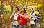野鳥の森ネイチャーウォッチング 2018年秋のテーマ「天高くクマ肥ゆる秋」
