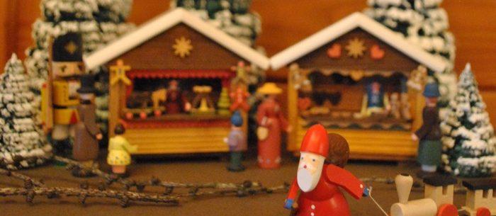 » クリスマスフェア2018/ムーゼの森 エルツおもちゃ博物館・軽井沢