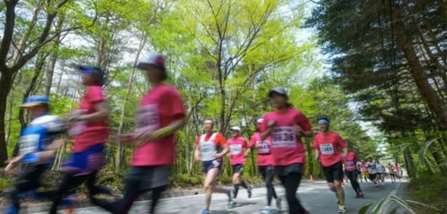 » 軽井沢ハーフマラソン 5/20(日)開催