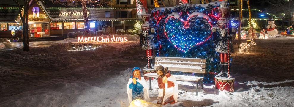軽井沢のクリスマス5