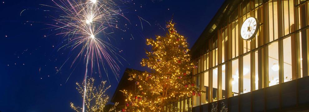 軽井沢のクリスマス3