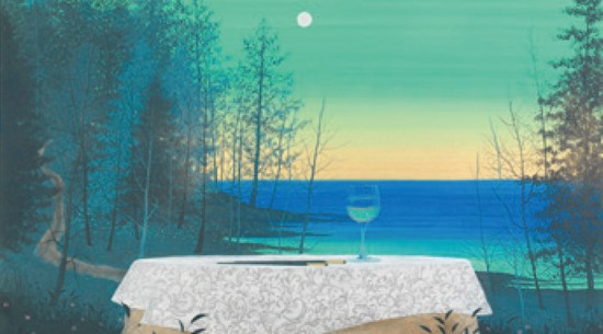 » 千住 博「夏季特別展」-初期の名作から見た、山水・花鳥画の世界-